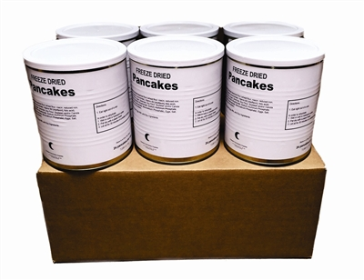 Freeze Dried Military Surplus Pancakes