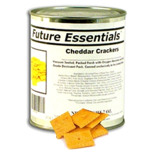 Future Essentials Cheddar Crackers