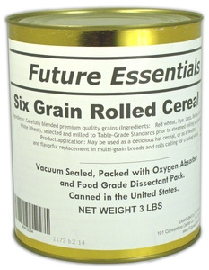 Future Essentials 6 Grain Cereal Mix