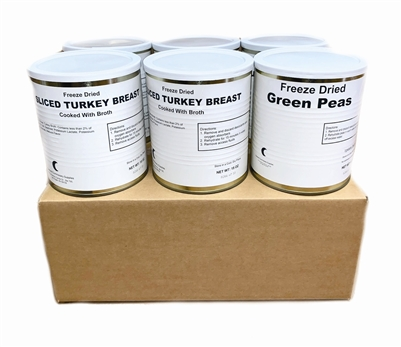 Freeze Dried Thanksgiving Combo Case